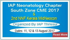 INDIAN ACADEMY OF PEDIATRICS NEONATOLOGY CHAPTER
